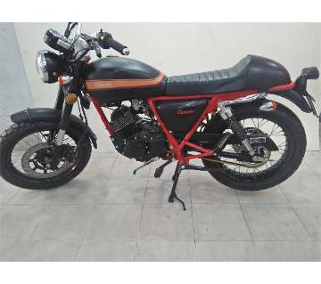 Cafe Racer Classic 150