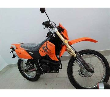 Demak DTM XL Orange 150CC