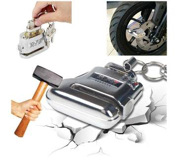 Motorbike Motorcycle Anti Theft Hydraulic Lock