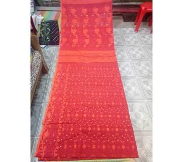 Dhakai Jamdani Cotton Sharee