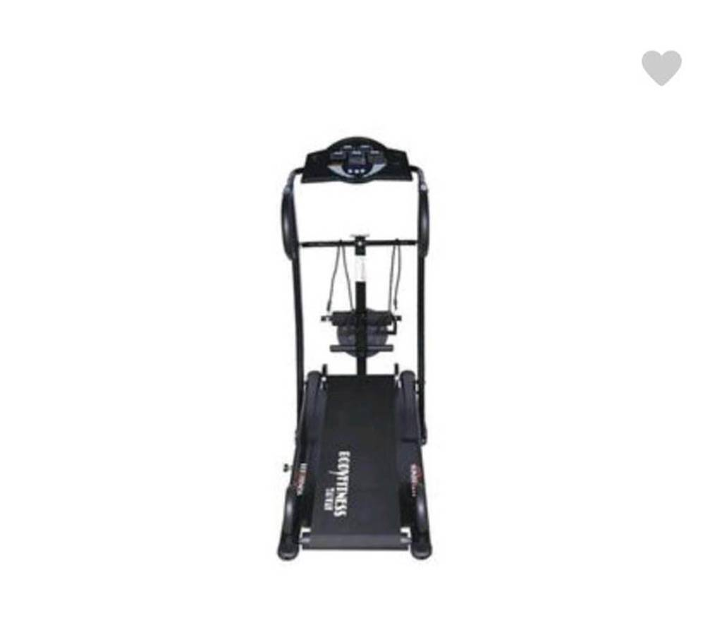 5in1 high quality manual treadmill বাংলাদেশ - 618954