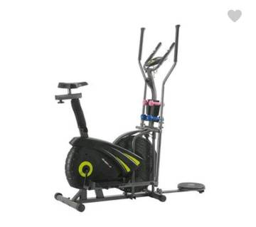 orbitrick multifuncation exercise bike