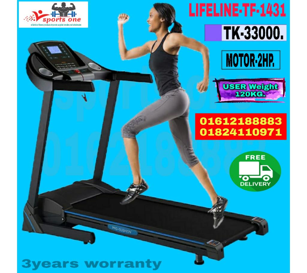 2hp Motorized treadmill বাংলাদেশ - 967465