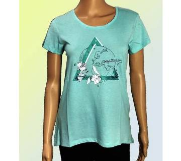 Cotton Ladies T-Shirt