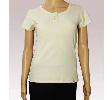 Mix Cotton Ladies T shirt