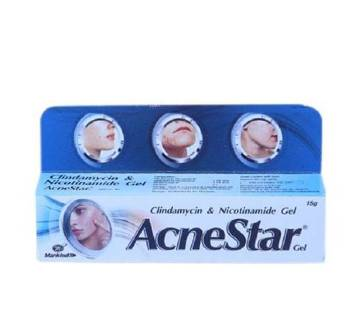 Acnestar Clindamycin and Nicotinamide Gel - 15g