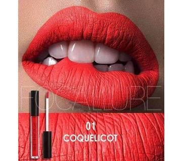 FOCALLURE Matte Liquid Lipstick #01 Coquelicot China