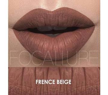FOCALLURE Matte Liquid Lipstick #04 French Beige China