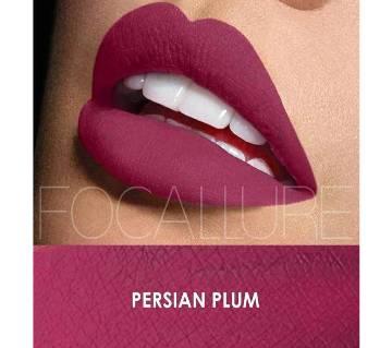 FOCALLURE Matte Liquid Lipstick #05 Persian Plum China