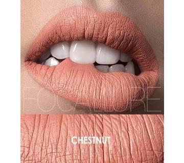 FOCALLURE Matte Liquid Lipstick #07 Chestnut China