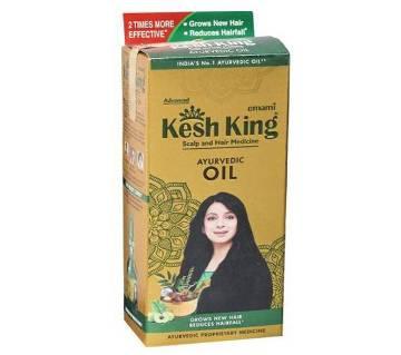 Kesh King   hair oil-100ml-India