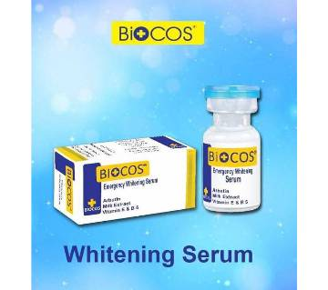 Biocos Emergency Whitening Serum Pakistan