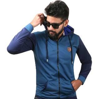 Stylish Hoodie for men - Patrol Blue