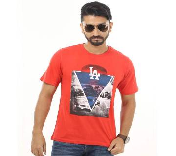 T-shirt for men (Red)