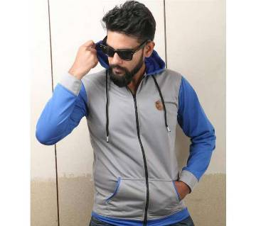 Stylish Hoodie for men - Ash