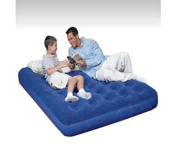 Double Air Bed with Pumper