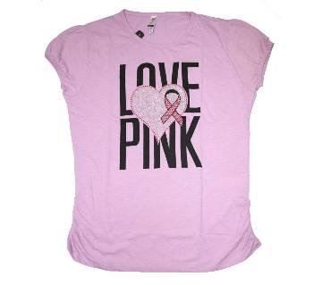 Love Pink Ladies T shirt