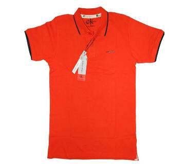 CK Menz Cotton Polo Shirt - Copy