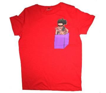 Menz Cotton Round Neck T-Shirt