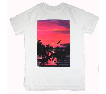 Boyz Cotton Round Neck T-Shirt
