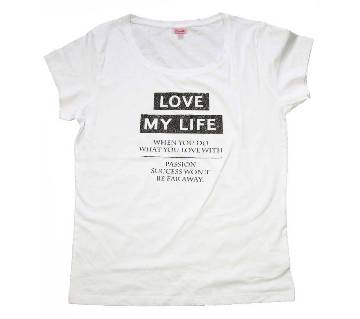 Soft And Relaxing Women T-Shirts