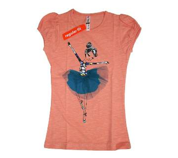 Barbie Doll Baby Girls T-Shirts