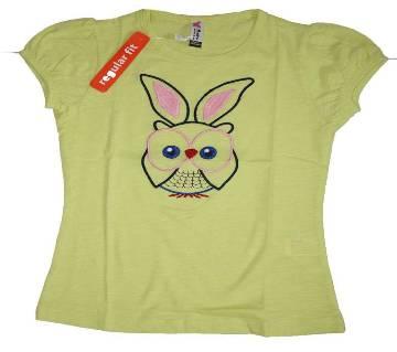 Owl Baby Girls T-Shirt
