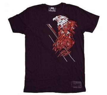 Dark Chocolate Eagle Menz T-Shirt