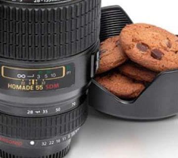 Camera Lens Water Mog