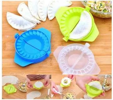 3 pcs set DIY Mold Dumpling Making Tools 3 Colors
