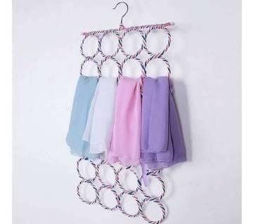 Multicolor Cotton Hijab Hanger for Women