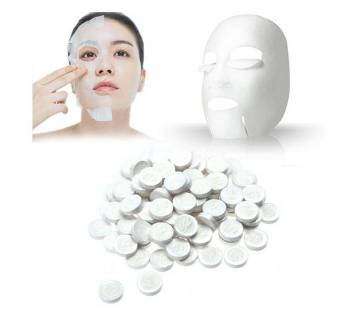 Facial Disposable Masks Paper Skin Care For Women