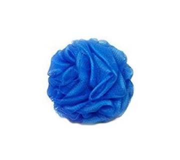 Loofah Flower Bath Shower Wash Sponge - Blue