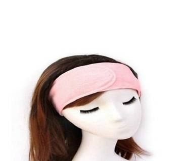 Spa Facial Terry Cloth Headband Stretch Towel with