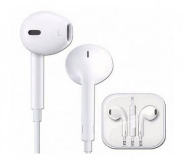 Apple Earphone (2 pieces) (Replica)
