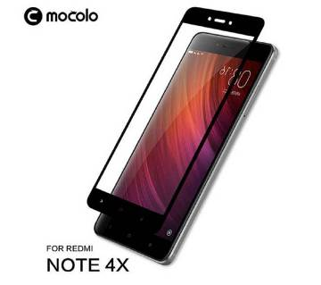 Full glass screen protector for xiaomi note 4x