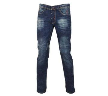 Men semi naro stretch jeans pant