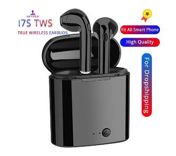 I7S Double Dual Mini Wireless earphone