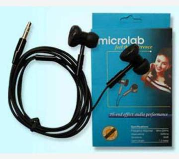 Microlab earphone