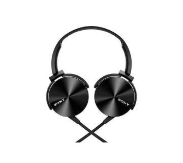 Sony Extra Bass MDR-XB450AP On-Ear Headphone