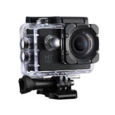 Full HD 1080P স্পোর্টস অ্যাকশন ক্যামেরা 12MP - ব্ল্যাক বাংলাদেশ - 8091592