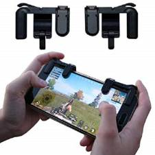 Best PUBG and Shooting Game Controller for any Smartphone - Black
