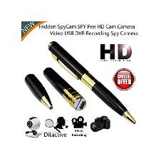 Spy Pen Camera HD 32GB - Memory Card Supported