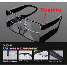 V13 Glasses HD 1080P Hidden Eyewear Spy Camera