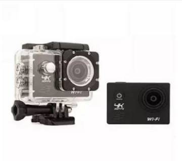 """Wifi Full HD 1080P 4K 2"""" LCD Water Proof Motion detection Sports Camera"""