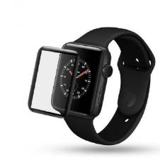 Apple Watch Series 1/2/3 38mm 3D Curved Tempered Glass (কপি)