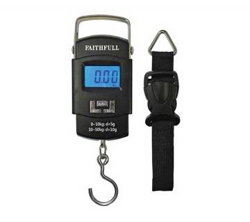 electric portable digital scale