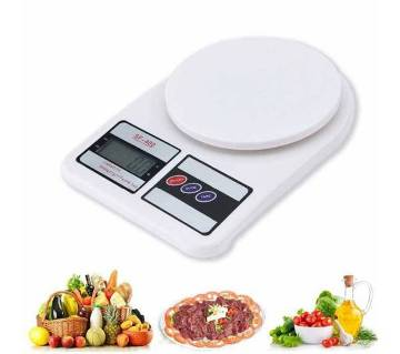 electric kitchen scale