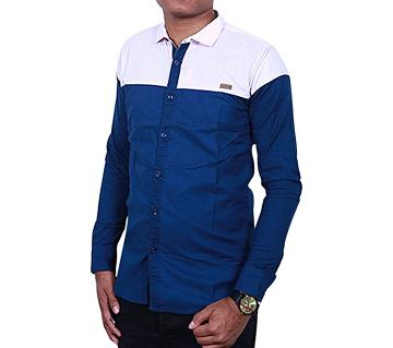 Mens Full Sleeve Casual Cotton Shirt