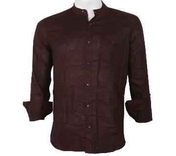 Full Sleeve Casual Cotton Shirt